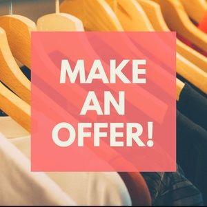 Make an offer. 🎉